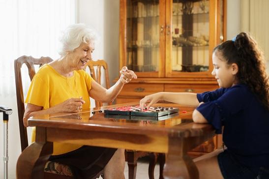 niños con dificultades de habla y los juegos de mesa