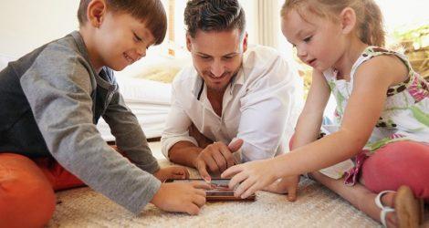 Formas divertidas de hacer que los niños vuelvan al modo de aprendizaje