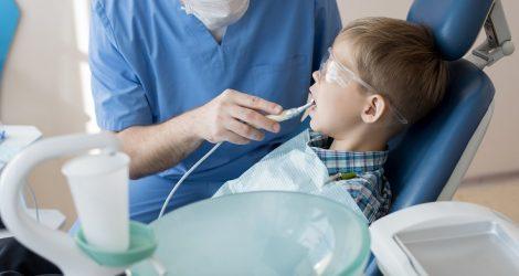 niños con autismo superar el dentista
