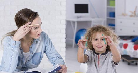Consejos para padres de niños con Déficit de Atención